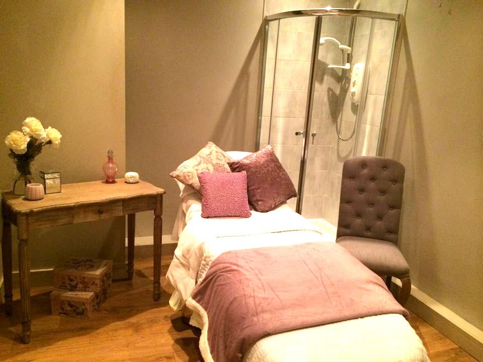 The Secret Treatment Rooms
